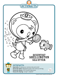 octonauts coloring pages black and white picture of shellington octonauts birthday