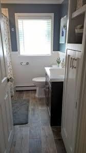 tile bath contemporary full bathroom half wall with tile bathrooms