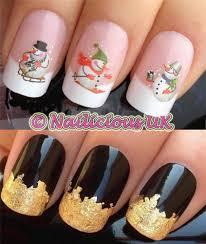 holly leaf nail art best nail 2017 holly leaf nail art nails