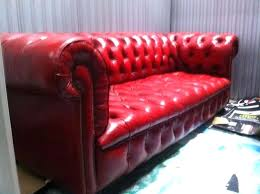 canape chesterfield occasion canape chesterfield bordeaux 3 seater canape
