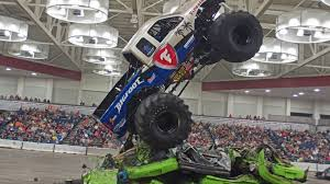 monster truck show in pa monster trucks to rev up pa this weekend panow