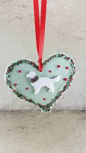 dog christmas ornament labrador christmas ornament holiday