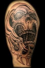 skull tattoos tattoosphoto