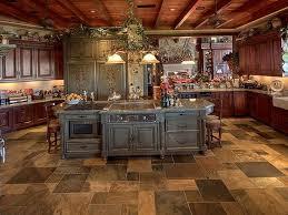 En Iyi  Fikir Mediterranean Style Kitchen Cabinets Pinterestte - Mediterranean interior design ideas