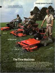 gravely tractor manuals