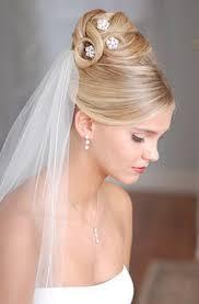 wedding hairstyles for medium length hair wedding hairstyles for medium length hair with veil and high updo