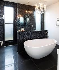 black bathroom decorating ideas stylish and modern black bathroom decorations
