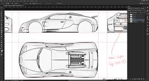 Car Interior Blueprints Set Blueprints In 3ds Max Before Starting To Model Anything