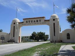 stuart welcome arch wikipedia