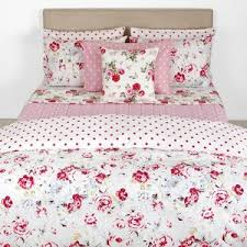 cath kidston greenwich rose white duvet cover king polyvore