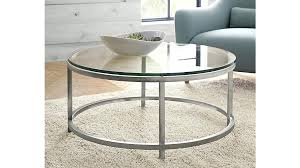 ikea round glass coffee table glass round coffee table ikea round designs