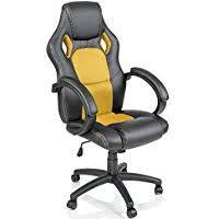 chaise bureau jaune amazon fr fauteuil de bureau jaune chaises et tabourets