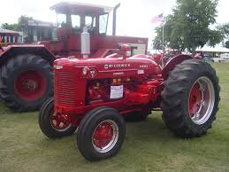 1951 mccormick wd 9 red power round up 2014 huron sd