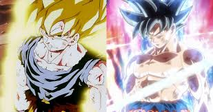 secret goku u0027s transformation u0027dragon ball u0027