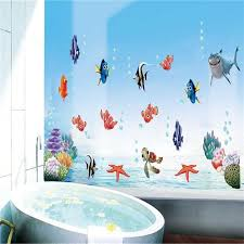 finding nemo wall stickers large wall murals you u0027ll love