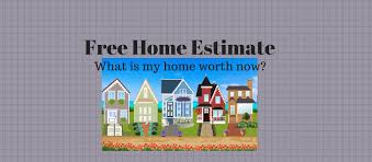 House Building Estimate What Is My Home Worth Get A Free Estimate Of Your Home Value