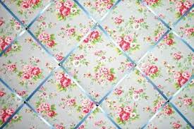 extra large 90x60cm cath kidston big blue spot fabric notice pin