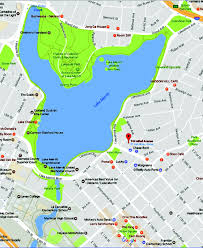 Oakland Ca Map Lakeside Temple Of Practical Christianity