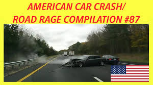 lexus crash san diego us only american car crash road rage compilation 87 youtube