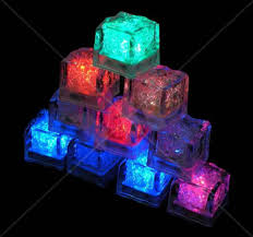 led cubes liquid activated led cubes on the market literally just drop them