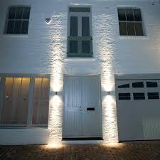 Patio Pillar Lights Outdoor Column Lighting Outdoor Brick Column Lighting