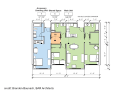 david baker architects densifying design