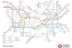 England Train Map by Tube Strike 2017 Tfl Map Shows How Walkout Will Bring Central