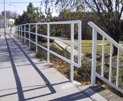 Fiberglass Handrail San Diego Plastics Safrail