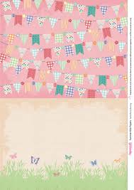 summer kite free digital papers u2013 papercraft inspiration