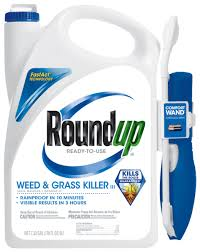 shop roundup 1 gallon weed and grass killer at lowes com