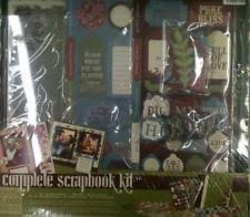 Colorbok Scrapbook Instant Scrapbook Complete Kit By Colorbok 12x12 Album Ebay