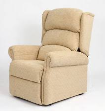 red electric recliner chair ebay