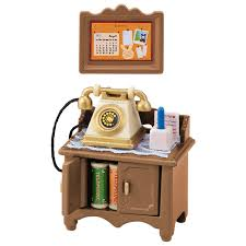 sylvanian families classic telephone 5030 from austins