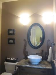 bathroom mirrors with lights attached bathroom lighting over