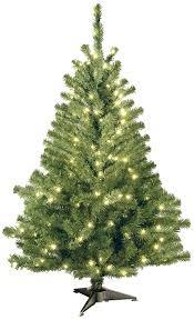 amazon com national tree 4 foot kincaid spruce tree with 100