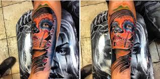 bright color tattoos ink masters las vegas