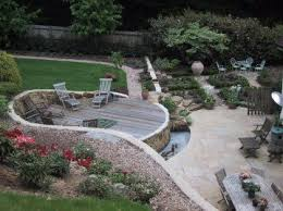 Steep Sloped Backyard Ideas 14 Best Sloping Garden Design Magic Images On Pinterest Garden