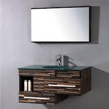 18 Inch Wide Bathroom Vanity 18 Inch Vanity Fresca Bari White Undermount Single Sink Bathroom