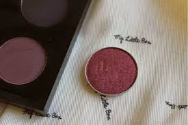mac cranberry eyeshadow an autumn must have the sunday