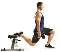 Bench Squat Deadlift Workout Get Athletic Legs Without Squats Men U0027s Fitness