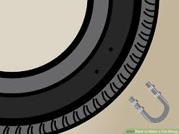How To Make Tire Chairs How To Make A Tire Swing With Pictures Wikihow