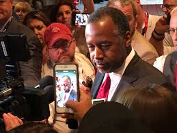 resident trump at florida delegation breakfast melania trump speech flap called