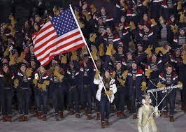Flag Of South Korea With Extraordinary Political Optics Winter Olympics Begin News