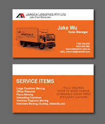company cards business card for removal company by ann40 on deviantart