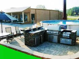 Outdoor Kitchens Ideas How To Build Outdoor Kitchens