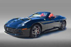 Ferrari F12 Convertible - used 2017 ferrari california t for sale fort lauderdale fl