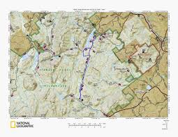 Mount Sac Map Off On Adventure February 2015