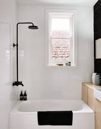 Bathroom With Bronze Fixtures Kitchen Bath Trend Black Hardware Fixtures Coco Kelley
