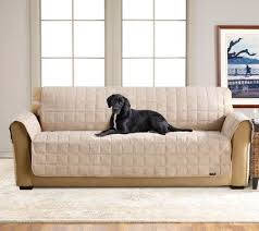sure fit suede quilted waterproof sofa furniture cover page 1