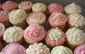 baby shower cupcakes girl baby girl shower cupcakes on cake central baby shower